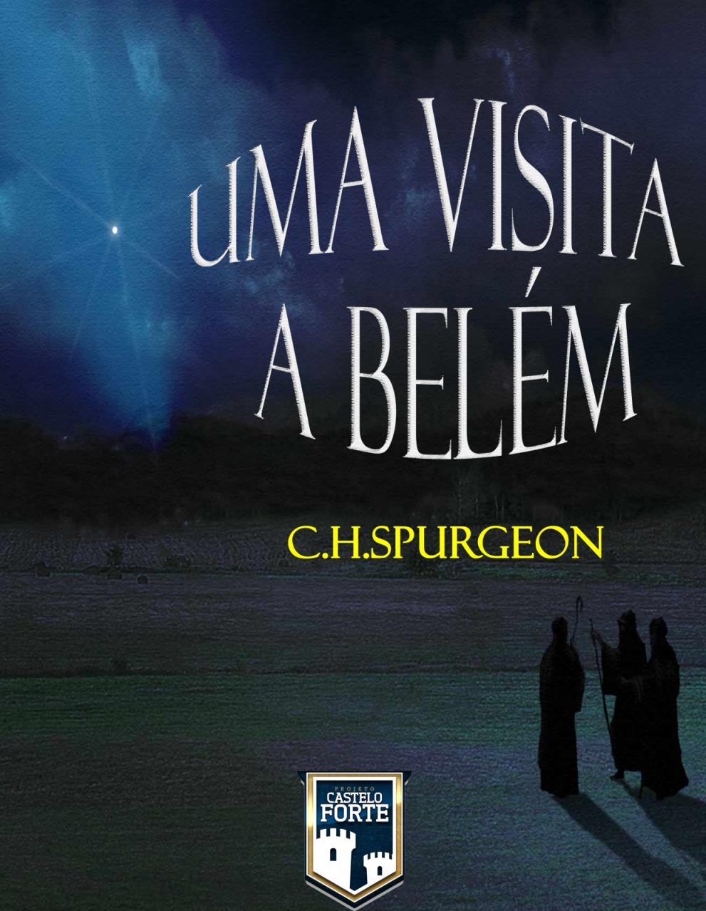 Capa Uma Visita a Belém Spurgeon